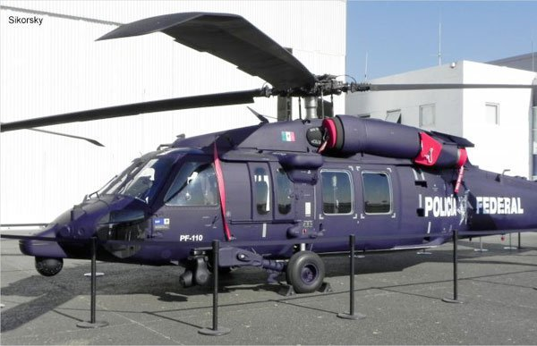 18 New Helicopters For Mexico S Air Force