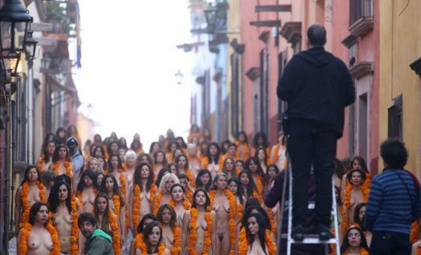 spencer tunick in san miguel