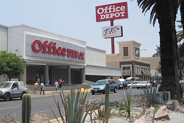 Merger DoesnT Affect Office Depot In Mexico