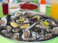 Oysters are on the menu this weekend in Tamiahua, Veracruz.