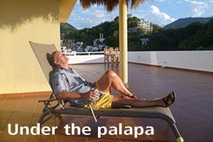 chris dalton, under the palapa