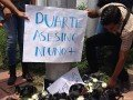 Sign accuses Duarte of being an assassin