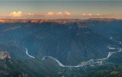 The Copper Canyon vacation