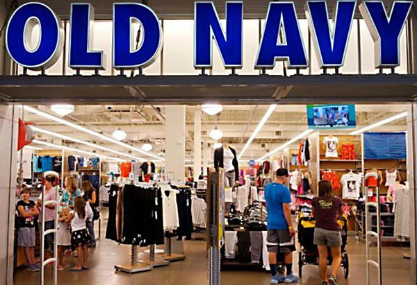 Old Navy opens seven stores in Mexico City