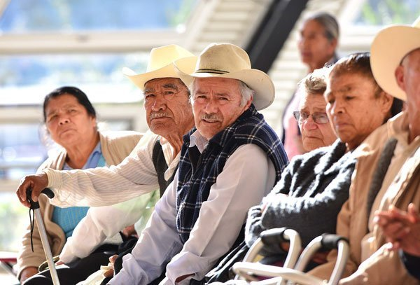 Mexican pensioners