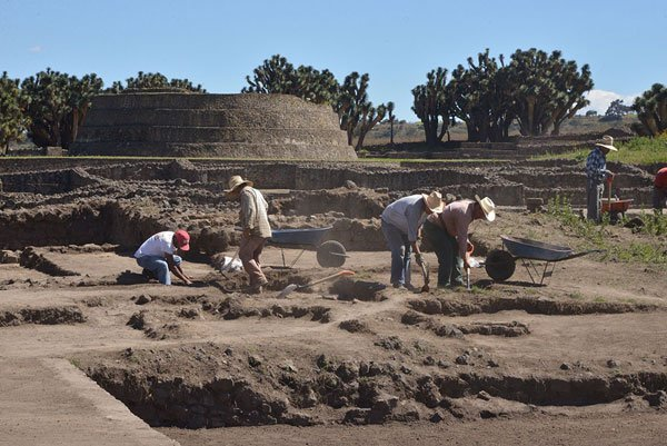 Evidence of pulque god found at Tlaxcala archaeological site