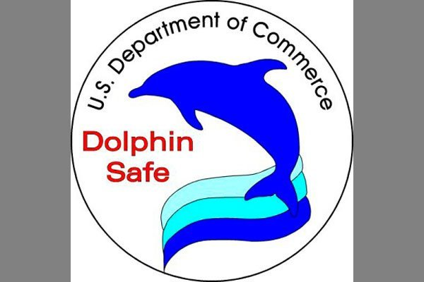 Dolphin-safe label: a bone of contention.