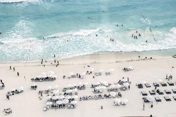 A record year for Cancún.
