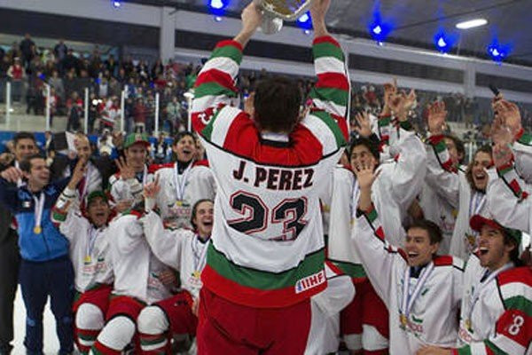Mexico Wins First Ever Ice Hockey Gold At Pan-Am