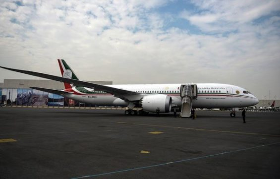 mexico´s new dreamliner