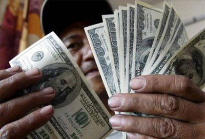 Remittance money: more than oil revenues.