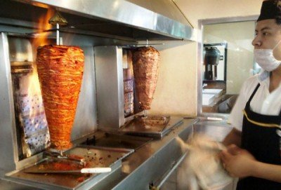 Tacos al pastor: a religious experience.