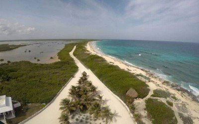 Cozumel, officially part of UNESCO network.