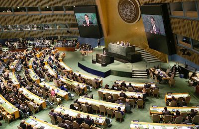 UNGASS: UN moves closer to irrelevancy.