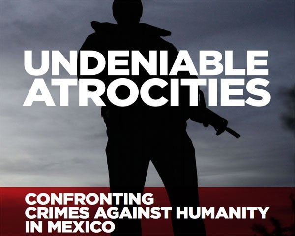 Open Society report: crimes against humanity.
