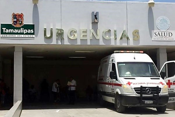 A hospital in Tamaulipas: not enough doctors.