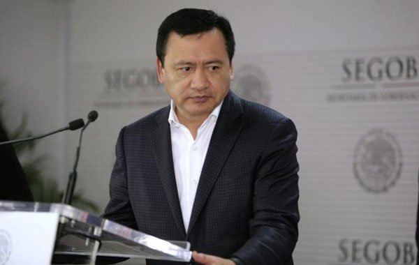 Osorio Chong: reached the limit.