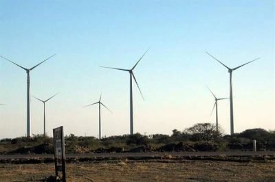 Wind farms are in legal limbo.