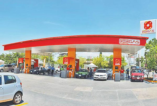 Gas Stations In Mexico City