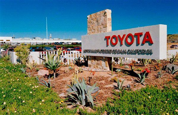 Toyota announces baja plant expansion for Motor manufacturers in usa