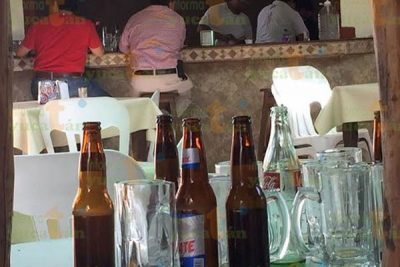Alcohol abuse a problem in Yucatán.