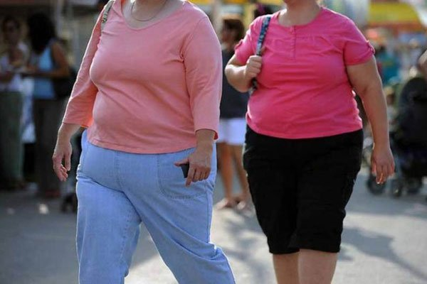 Obesity is one of the principal causes of diabetes.