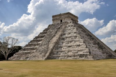 Kukulkan: another pyramid has been found inside.