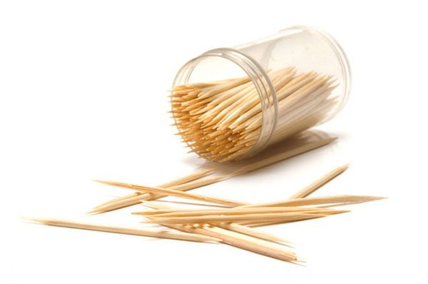How do you say toothpick in spanish