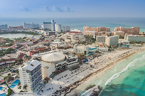 Cancún turns 50 in April.