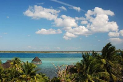 Much of Mexico's Caribbean coast is to become a protected area.