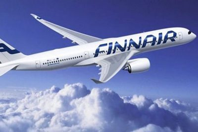 Finnair: flights begin in November.