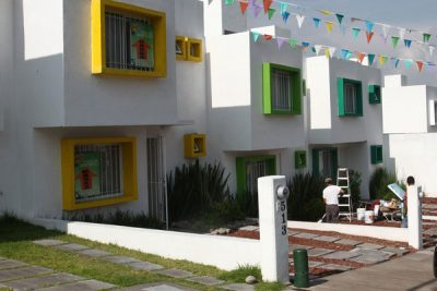 Mexico City intends to address a housing deficit.