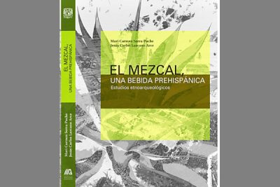 The book that reveals researchers' findings about distillation in Mexico.