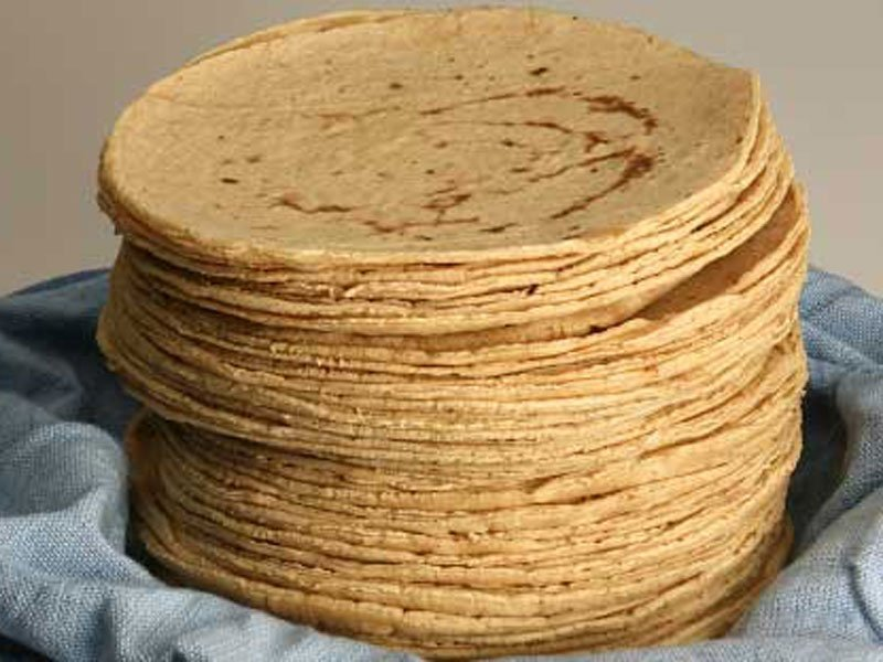 Tortillas: over-priced and under-weighed.