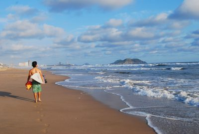 Mazatlán: it can be chilly in winter.