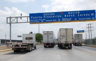 Cartels have infiltrated customs offices on the border.