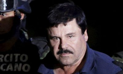 Guzmán after his recapture early last year.