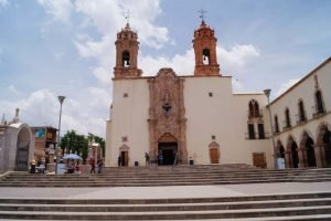 Visitor numbers are way down at Santuario de Plateros.