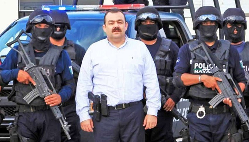 Veytia, formerly Nayarit's top law officer.
