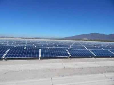 Fortius' new solar project in Jalisco.
