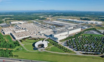 BMW's South Carolina plant: isolated.