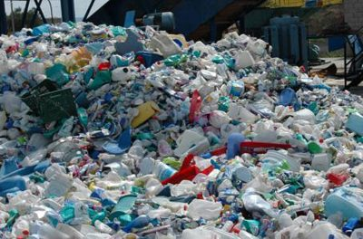 Plastic for recycling: Mexico leads the way.