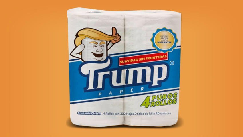 profits from brand toilet paper to aid migrants