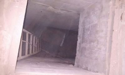 One of the Reynosa tunnels.