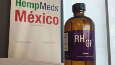 HempMeds has opened its first office in Mexico as the market opens up.