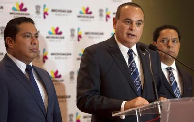 Attorney General Martín Godoy: Adame killed 'for personal reasons.'