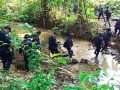 Police in the Chimalapas region Monday