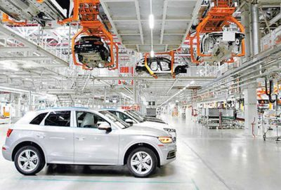 Decline in FDI was particularly evident in the automotive sector.