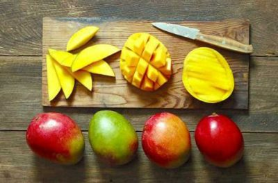 Mangos gaining popularity.