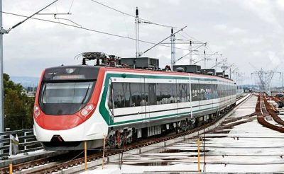 New inter-city train will begin service next year.